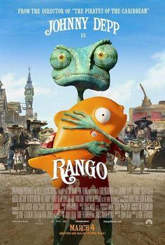 Rango (2011) | Cartelera de Noticias
