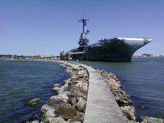 USS Lexington Corpus Christi TX