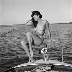 Bettie Page As You've Never Seen Her Before   AnOther