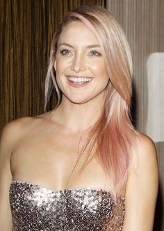 The PERFECT pink hair