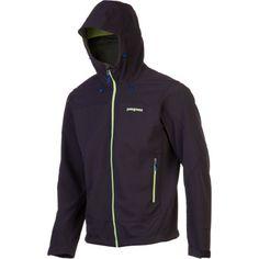 Patagonia Adze Hooded Softshell Jacket - Men\\\'s - Graphite Navy