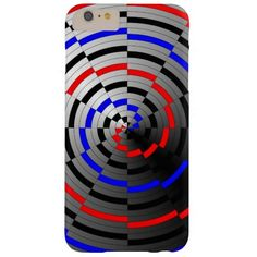 Spiral Cone Case-Mate Barely There iPhone 6 Plus Case