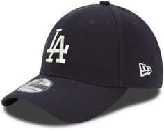 3bf685f201d9d New Era Los Angeles Dodgers Dub Classic 39THIRTY Stretch Fitted Cap - Blue  S M