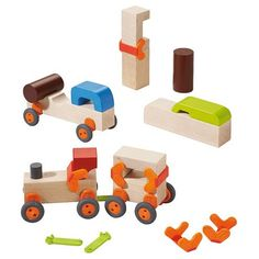 Basic Vehicles pack from Haba