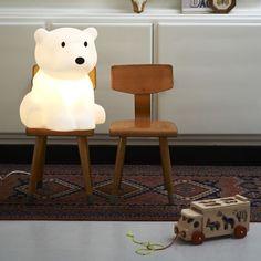 Lampe veilleuse pour bébé - Côté Maison