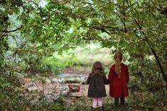 GINGERLILLYTEA: The school run woods