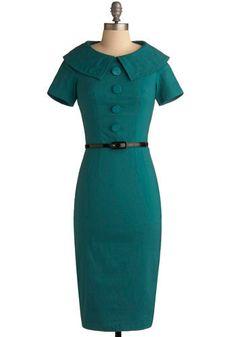 50's vintage style dress
