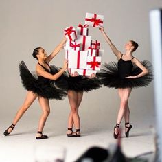 It's the 1st of December, let the Christmas countdown begin! Did you open the first door of your advent calendar today? Photo from @blochau Christmas campaign 2014. #chrsitmas #ballet #christmaspresents #ballerinas #blocheu #blochau #bloch #blochdance #pointeshoes #enpointe #tutu #blochtutus