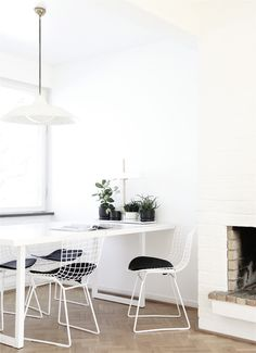 Dining room by Minna Jones | Scandinavian Deko.