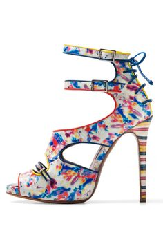 Tabitha Simmons.  Just in time for spring!