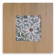 mosaico in legno,dimensione-40cm/55cm,tipi di legno-noce,pero,abete ...