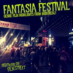 Bonjour les Démons! Kim and Jon are back from Montreal's Fantasia Film Festival and having gorged themselves on all things horror, they are ready to spill their guts! Join us this week for an intentionally vague, SPOILER FREE episode of Nightmare on...