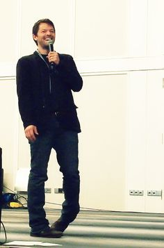 Misha has been studying Jensen's bowlegs and has attempted them on his own. Keep trying Misha. :)