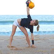 Kroppa timmiksi kahvakuulalla – kuuden liikkeen tehotreeni | Me Naiset Running, Sports, Hs Sports, Keep Running, Why I Run, Sport
