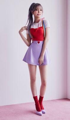 Cute Asian Girls, Cute Girls, Cool Girl, Simply Fashion, Girl Fashion, Womens Fashion, South Korean Girls, Korean Girl Groups, Chica Cool