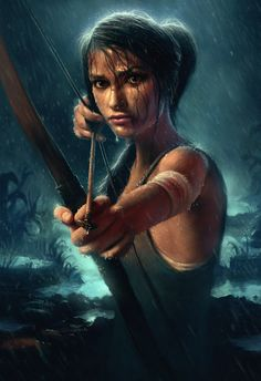 Tomb raider reborn that is more like it!