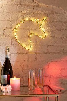 Urban Outfitters Unicorn Light Sculpture