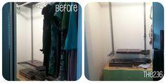Closet Turned Vanity Closet Vanity, Wardrobe Rack, Furniture, Home Decor, Closet Dresser, Decoration Home, Room Decor, Home Furnishings, Home Interior Design