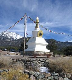 In 1980, His Holiness the Sixteenth Karmapa had a vision that the Crestone, CO area would be an important place where the rich legacy of Tibetan Buddhism would be preserved and passed on to many future generations.  He foresaw the creation of a Tibetan monastery, a retreat center, and an entire lay community.