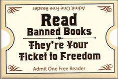 I like this ticket theme to go with the drawing I plan to do for anyone who checks out a book.