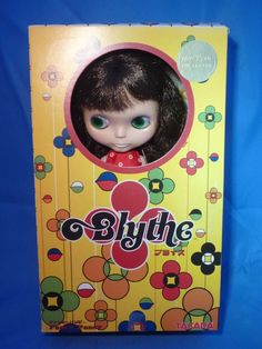 ORIGINAL 2003 FANCY PANSY BLYTHE DOLL TAKARA Excellent TOYS R US EXCLUSIVE #DollswithClothingAccessories