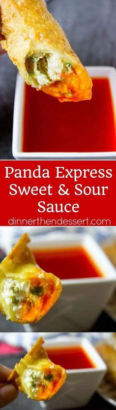Panda Express Sweet and Sour Sauce (Copycat