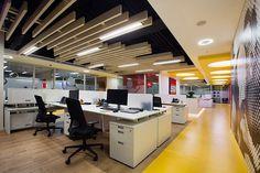 Klötzchen-Manöver im Büro   Architecture bei Stylepark