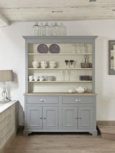 open shelving in the kitchen. Chichester 5Ft Openrack Original dresser