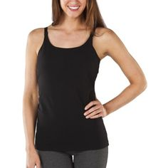 Gilligan & OMalley® Womens Side Sling Nursing Cami from Target. I can't get enough of these.
