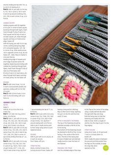 Housse au crochet ... pour y mettre ses crochets (Page 2/2)