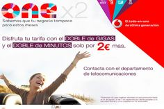 Oferta Vodafone en Infowork
