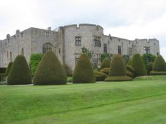 Chirk Castle | Attribution:  Christine and Hagen Graf, Wikimedia Commons, CC BY 2.0 | #Tags: Castles, Best Of British, Quintessentially British, Great Britain, United Kingdom