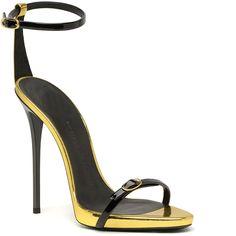 Giuseppe #Zanotti Ankle Strap Sandal Spring 2014 #Shoes #Heels