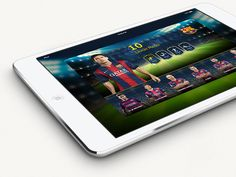Football App - Player View