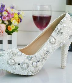 18 Best Wedding Shoes images  c907f33a5961