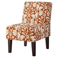 Threshold™ Slipper Chair - Copper Floral