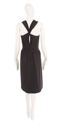 Vintage and Designer Evening Dresses and Gowns - For Sale at Black Silk Dress, Guy Laroche, Evening Dresses, Formal Dresses, Wardrobe Staples, Classic Style, Ready To Wear, Cold Shoulder Dress, How To Wear