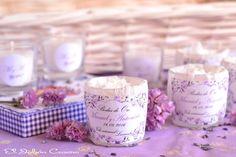Detalles para Bodas de Oro, velas perfumadas de cera vegetal natural