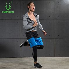 Sports Suits Men Long Sleeve Tights Quick Dry Breathable Sweat Running Basketball Training Uniforms Fitness Clothes 3pcs/set