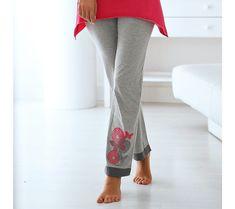 Pyžamové nohavice jednofarebné alebo s potlačou | blancheporte.sk #blancheporte #blancheporteSK #blancheporte_sk #akce #vyprodej #sleva Nebo, Capri Pants, Fashion, Moda, Capri Trousers, Fashion Styles, Fashion Illustrations