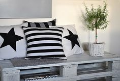 WindMill deco: Un sofà de palets!