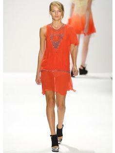 Spring 2012 Fashion Trends, #PinPantone