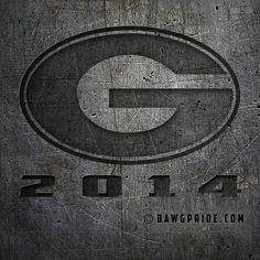 Georgia Bulldogs (UGA)  2014 Football Season