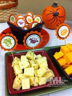 Cheesy Warning: Batty for Halloween