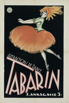 Fashion Vintage Poster