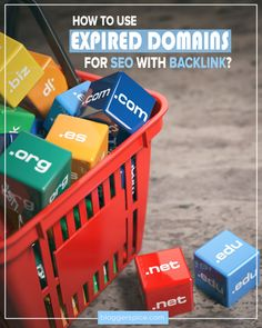 How to Use Expired Domains for SEO with Backlink?