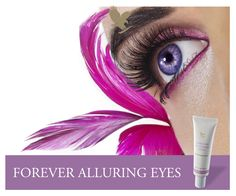 Forever Alluring Eyes® is a revitalizing under-eye cream, formulated using modern technology to reduce the appearance of wrinkles, fine lines and under-eye circles. It is fortified with some of the finest ingredients to improve the suppleness and elasticity of the skin in the delicate and highly visible area around the eyes.
