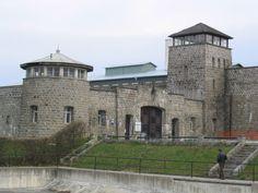 Mathausen Concentration Camp - Austria #shoah