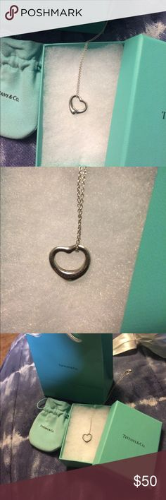 Tiffany & co. Heart necklace Necklace Tiffany & Co. Jewelry Necklaces
