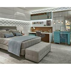 8 homey bedroom ideas that will match your style Homey Bedroom, House, Interior, Home Decor Bedroom, Home Bedroom, Home Decor, House Interior, Modern Bedroom, Interior Design